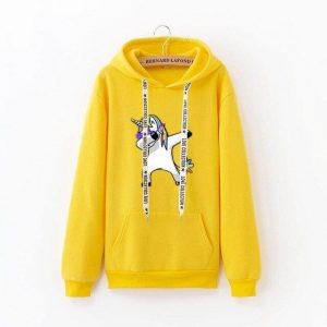 sweat yellow unicorn dab xxxl unicorn toys store