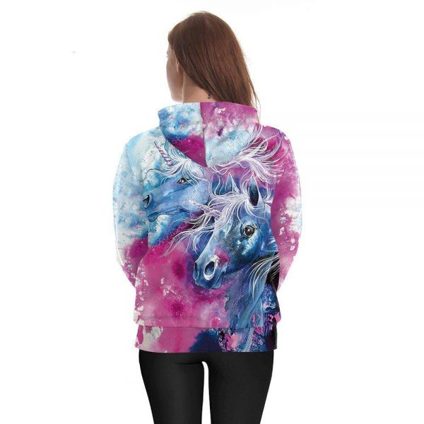sweatshirt unicorn magic xxl not dear