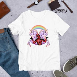 t shirt dead pool unicorn 3xl unicorn toys store