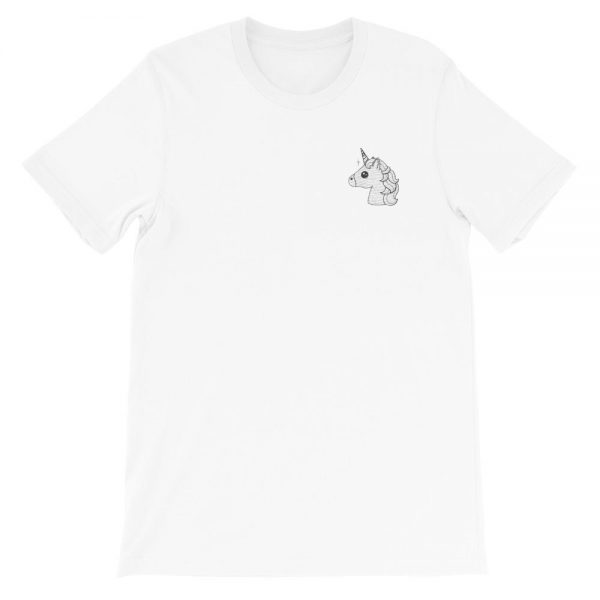 t shirt emoji unicorn embroidered 3xl unicorn toys store