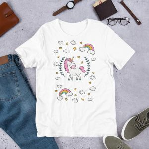 t shirt unicorn dream 3xl