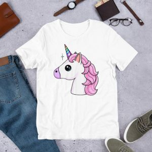 t shirt unicorn emoji 3xl price