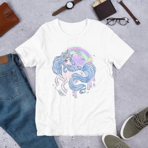 t shirt unicorn gwa 3xl not dear