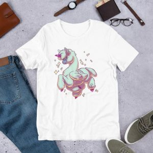 t shirt unicorn pok 3xl buy
