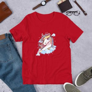 t shirt unicorn tky v2 3xl
