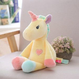 teddy unicorn girl 32 cm plush unicorn