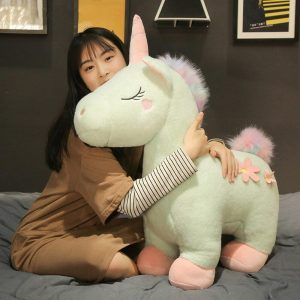 unicorn giant plush 80 cm price