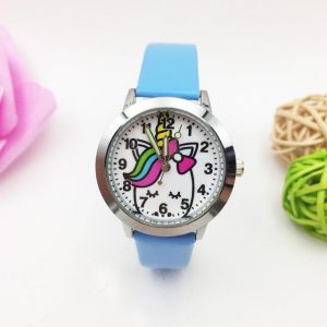 watch unicorn blue child unicorn toys store
