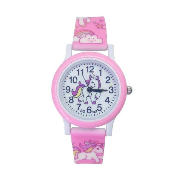 watch unicorn child purple price