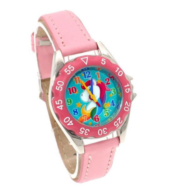 watch unicorn girl pink candy unicorn toys store