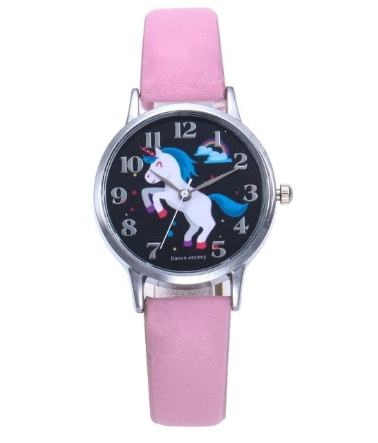 watch unicorn girl pink unicorn toys store