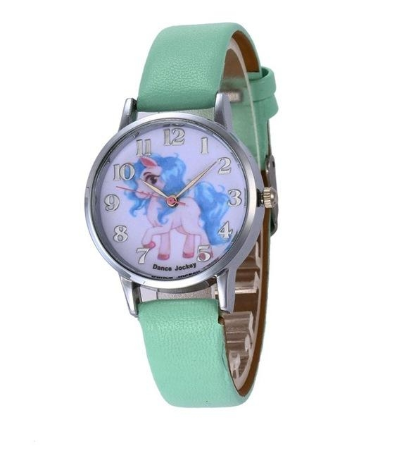 watch unicorn green not dear