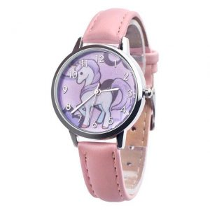 watch unicorn kawaii black