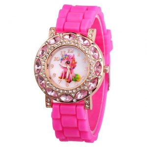 watch unicorn pink pink not dear