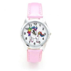 watch unicorn pink rainbow jewelry unicorn