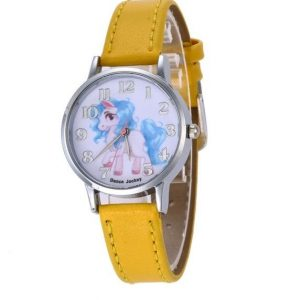 watch unicorn yellow